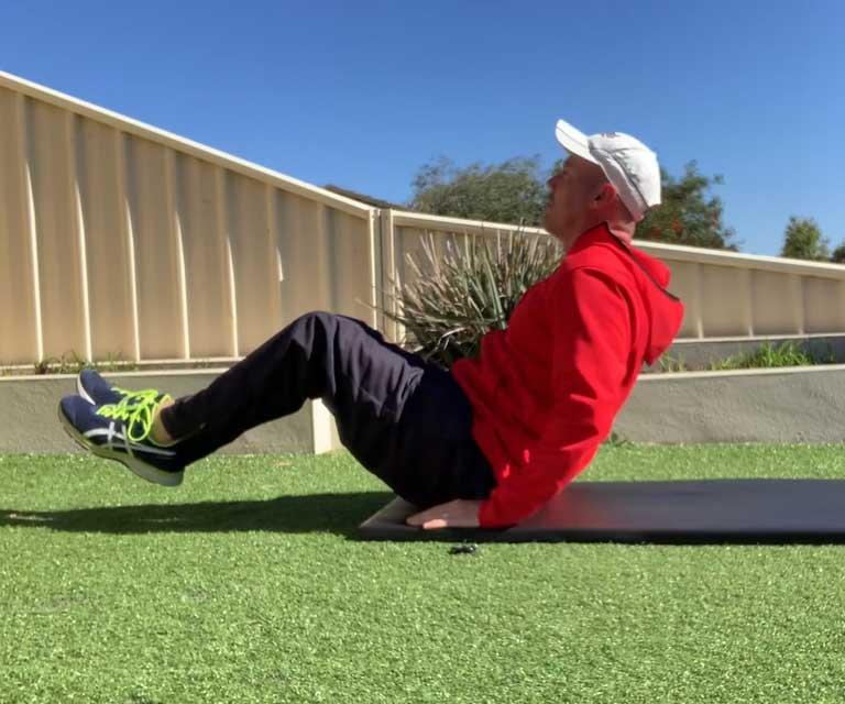 Sub30 Core™ Exercise Demonstraion
