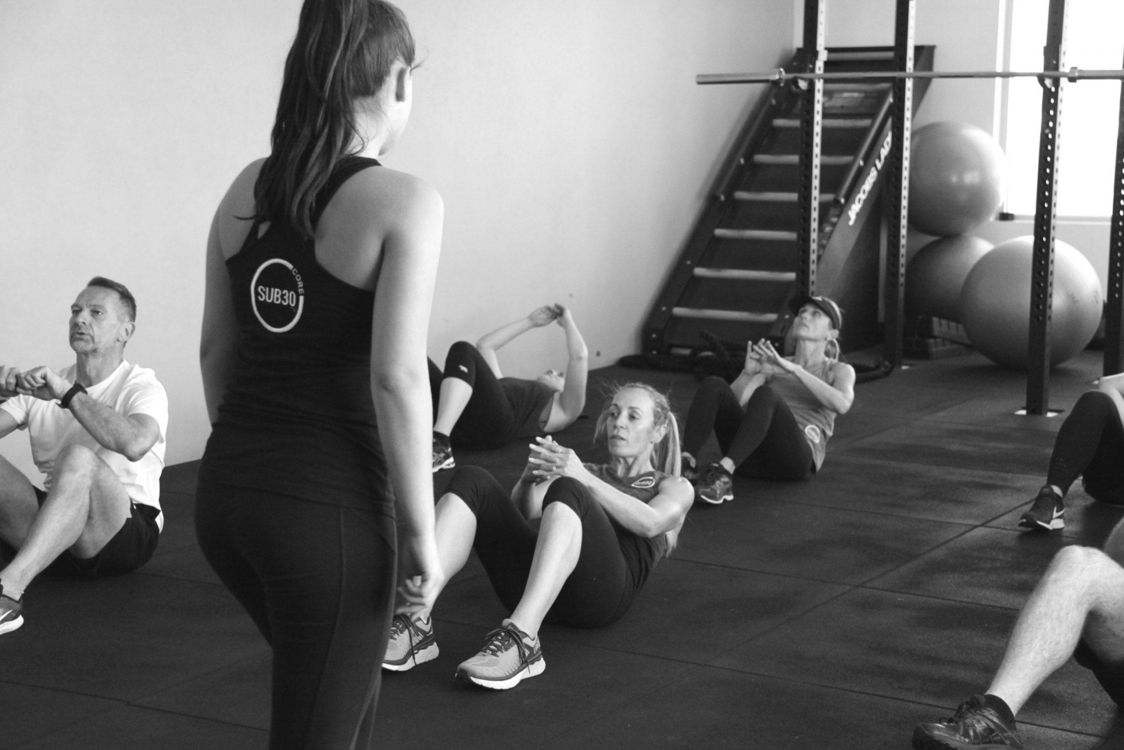 Sub30 Core Trainer Course