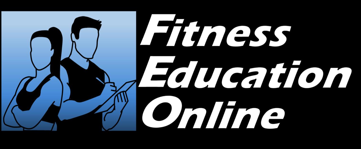 Fitness Education Online Logo