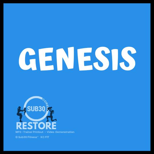 Product_Sub30 Core Restore_Genesis