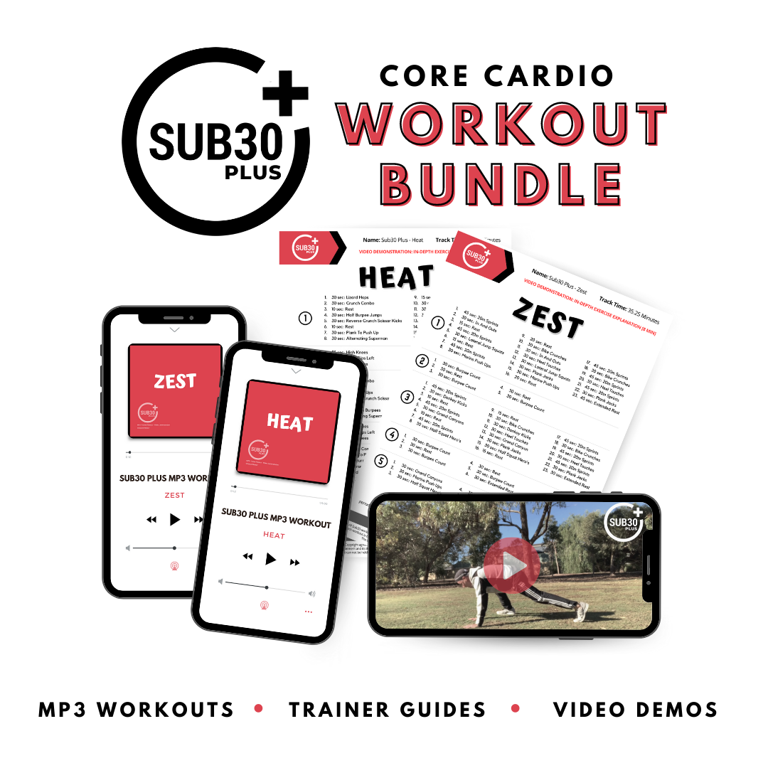 Sub30 Plus Workout Bundle 1