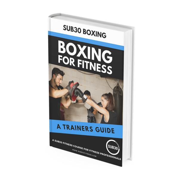 Boxing For Fitness Trainer Resource Guide by Sub30 Fitness